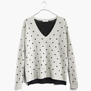 Madewell Spot-On Pullover Sweater